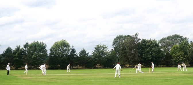 Jamie Gregory cover drive